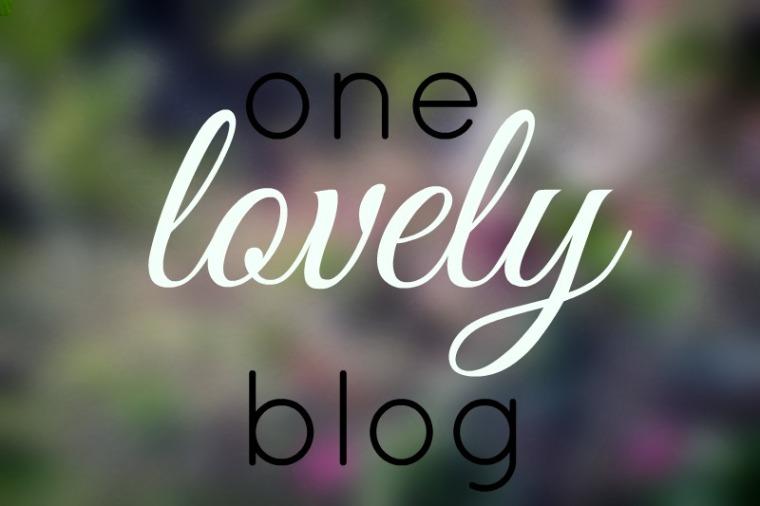 Gosto de Canela - One Lovely Blog