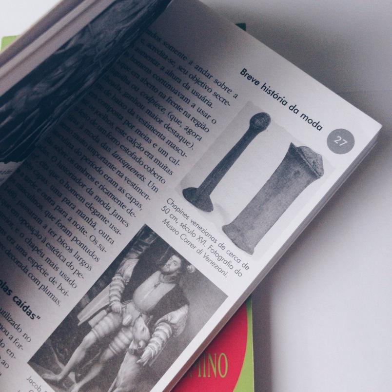 Gosto de Canela - Breve História da Moda - Denise Pollini