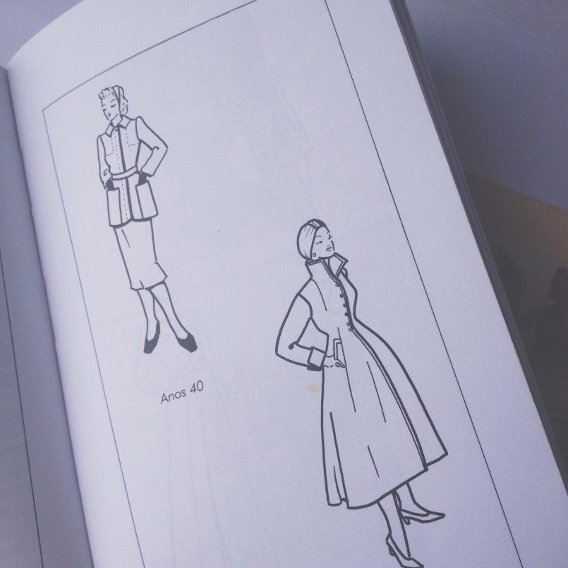 Gosto de Canela - A Moda, Erika Palomino