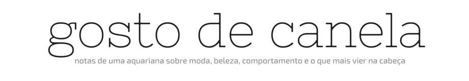Blogs - Gosto de Canela